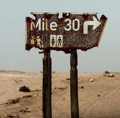 Mile 30 by Daniel Janse van Vuuren