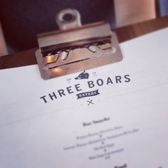 Three Boars Eatery 109st 84ave