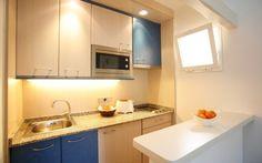 kitchen Suites, Kitchen Cabinets, Home Decor, Bahia, Apartments, Vacations, Majorca, Decoration Home, Room Decor