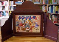 mice tea ceremony kamishibai story - Google Search