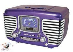 Crosley Bakelite Art Deco Radio