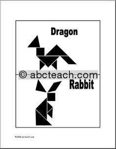 Tangrams Paper Piecing, Booklet, Quilt Patterns, Worksheets, Origami, Homeschool, Templates, Teaching, Math