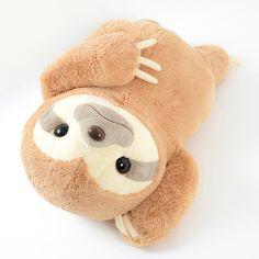 Giant Sloth Plushie
