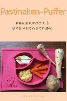 Leckere Pastinaken-Puffer für euer Baby machen leicht gemacht: wunderbar weiches Fingerfood für die Beikost-Zeit, das sich als breifreie Kost für alle BLW-Liebhaber eignet. Mit diesem Rezept lassen sich auch wunderbar Babybrei-Reste aufbrauchen: http://www.breirezept.de/rezept_pastinaken-puffer.html
