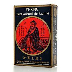 Yi-King Tarot Oriental de Paul Iki Check more at http://www.allocasion.com/produit/yi-king-tarot-oriental-de-paul-iki/