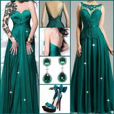 Amazing dress,so different!