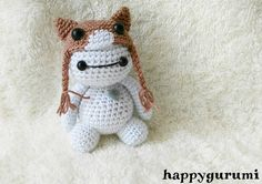 Baymax Topi Corgi  Harga : 75.000  #happygurumi #amigurumi #jualamigurumi #bonekarajut #jualbonekarajut #baymax by happygurumi