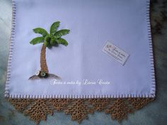 Feito à mão by Lúcia Costa: Modelos dos meus panos de copa