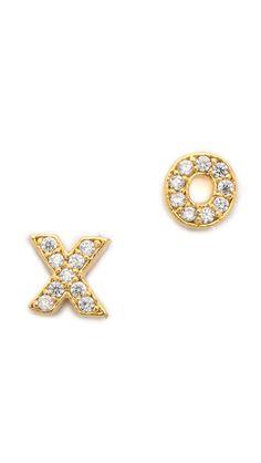 Tai XO Earrings