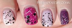 I just ordered this polish. Sticks and Stones. So excited!