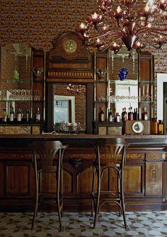 Cinecittà Bar, Palazzo Margherita Francis Ford Coppola Hotel