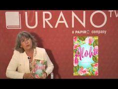 Entrevista a Mª Carmen Martínez Tomás, autora de 'Aloha' (Umbriel) - YouTube