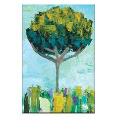 Spring Tree by Anna Blatman | Artist Lane