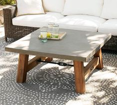 Outdoor Furniture Sale & Outdoor Furniture On Sale Concrete Coffee Table, Outdoor Coffee Tables, Round Coffee Table, Patio Tables, Bar Tables, Sofa Tables, Weathered Furniture, Concrete Furniture, Diy Concrete