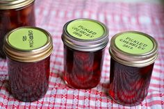 cherry jam recipe. from @O.B. Wellness from @Janelle from @talkoftomatoes