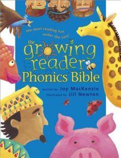 The Growing Reader Phonics Bible By Joy Mackenzie Brand New 2002  | eBay