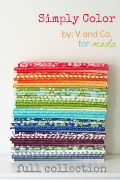 We just ordered this great fabric from V and Co! Can't wait for it to arrive this fall!