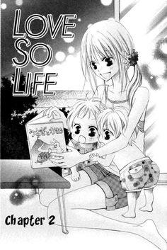 Love so life Manga