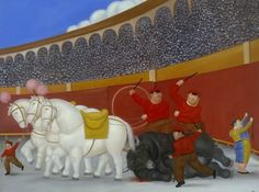 Interview With Fernando Botero