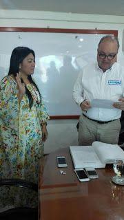 Debora Darros: Nueva Secretaria de Gobierno departamental - Hoy es Noticia