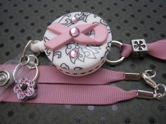 Shabby N Pink Breast Cancer Awareness by BeasBuzzDesigns on Etsy, $21.00