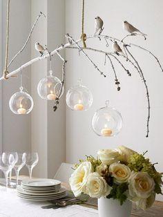 Veja como fazer decoração com ramos, galhos e madeira de forma criativa, acessível e linda! Confira!