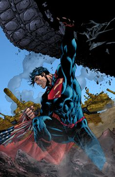 Superman Aug 13 2015 by Timothy-Brown on DeviantArt Supergirl Superman, Superman Family, Superman Man Of Steel, Batman Vs Superman, Comic Book Artists, Comic Book Heroes, Comic Books Art, Comic Art, Marvel Dc
