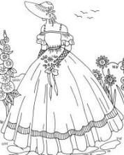Embroidery Patterns & Stitches - Crinoline 1 from cqmagonline.com