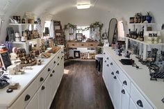 Beauty Boutique out of airstream!