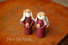 Then she made...: Nativity Tutorial - Wiseman 3