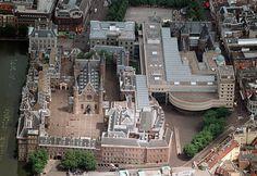 Eerste en Tweede Kamer, Den Haag