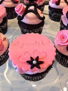 Paris cupcakes 3