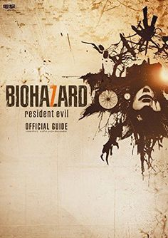 Biohazard 7 Resident Evil Official Game Guide Book NEW JAPAN