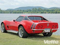 1971 Corvette