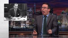 John Oliver Takes on Native Advertising, Journalism's Raisin Cookie
