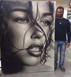 Rubén Belloso Adorna, 1986 | Hyperrealist Portrait painter | Tutt'Art@ | Pittura * Scultura * Poesia * Musica |
