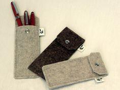 Portapenne#tascabili#felt#organizzare#handmade