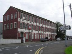 Porters Factory on the Derry Road, Strabane, Northern Ireland