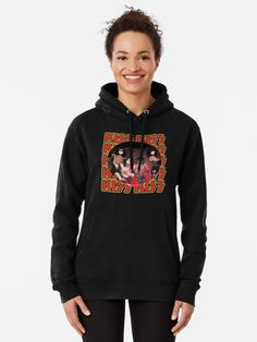 """""""KISS Band"""" Pullover Hoodie by ind3finite 