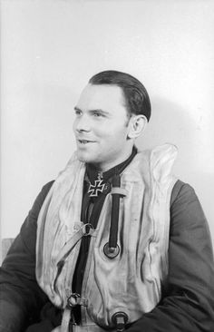 Werner Hoffmann (7 August 1920 – 7 February 1945) was a highly decorated Hauptmann in the Luftwaffe during World War II and a recipient of the Knight's Cross of the Iron Cross. The Knight's Cross of the Iron Cross was awarded to recognise extreme battlefield bravery or successful military leadership. Werner Hoffmann was killed on 7 February 1945 over Frankfurt an der Oder. During his career credited with flying 500+ missions