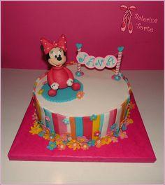 Mini Maus torta, Minnie Mouse Cake by Balerina Torte Jagodina