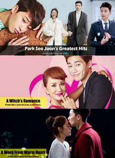 Park Seo Joon's Greatest Hits: Part 2