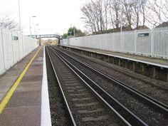 Fishersgate Railway Station (FSG) in Portslade, East Sussex