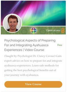 ayahuasca psychologist