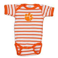 Clemson Tiger Infant Onesie