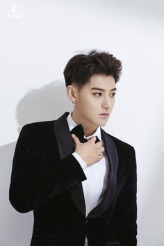 Tao. two words: good looking