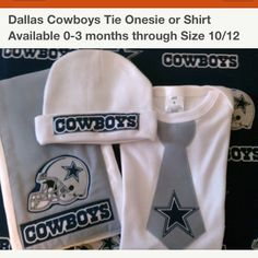 Onesie Dallas cowboys