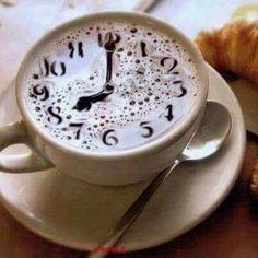 Never 2 Late 4 Latte ; Cappuccino Art, Coffee Latte Art, Cappuccino Machine, I Love Coffee, Coffee Cafe, Coffee Humor, Coffee Quotes, Coffee Drinks, Coffee Shop