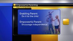4 Ways Parents Can Empower Instead of Enable Their Children (WDAF-TV Fox 4)