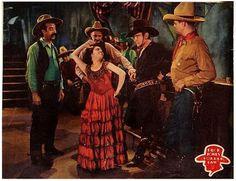 BORDER LAW (1931) - Buck Jones (pictured) - Lupita Tovar (pictured) - Jim Mason…